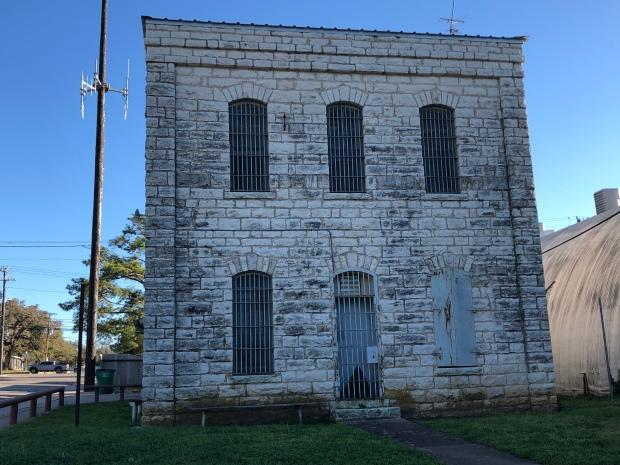 1894 Blanco County Jail, Johnson City