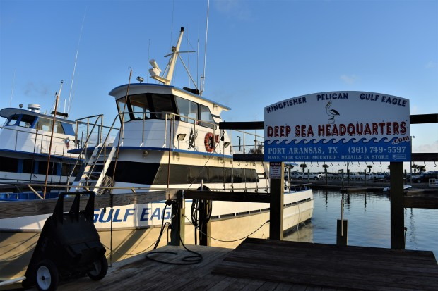 Deep Sea Headquarters Fishing Port Aransas