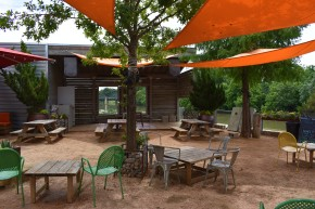 Woodshed Smokehouse on the Trinity Trails