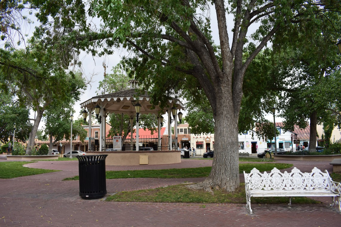 Old Town Albuquerque, New Mexico