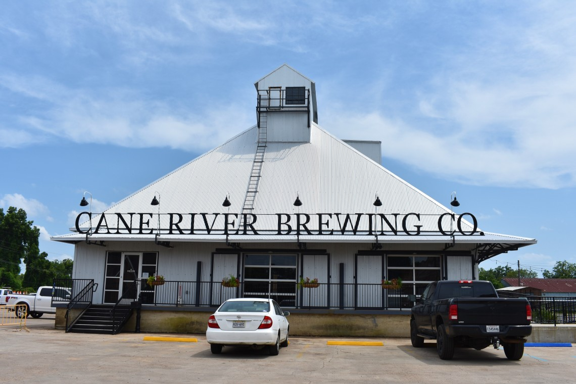 Cane River Brewing Company, Natchitoches, Louisiana