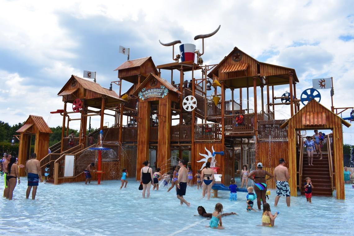 Paradise Springs at the Gaylord Texan Resort