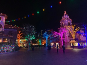 Holiday in the Park Six Flags Fiesta Texas