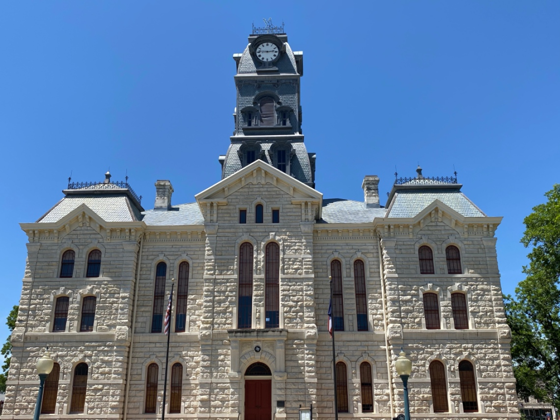 Granbury Courthouse Texas
